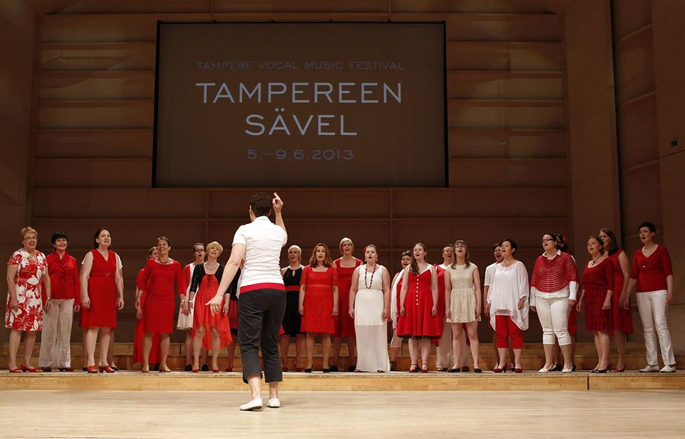 Timotei Tampereella 2013